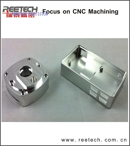 CNC machined mechanical parts