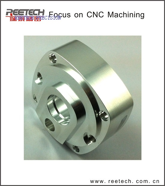 China precision machined parts