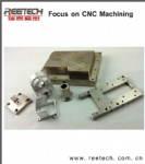 CNC mechanical components